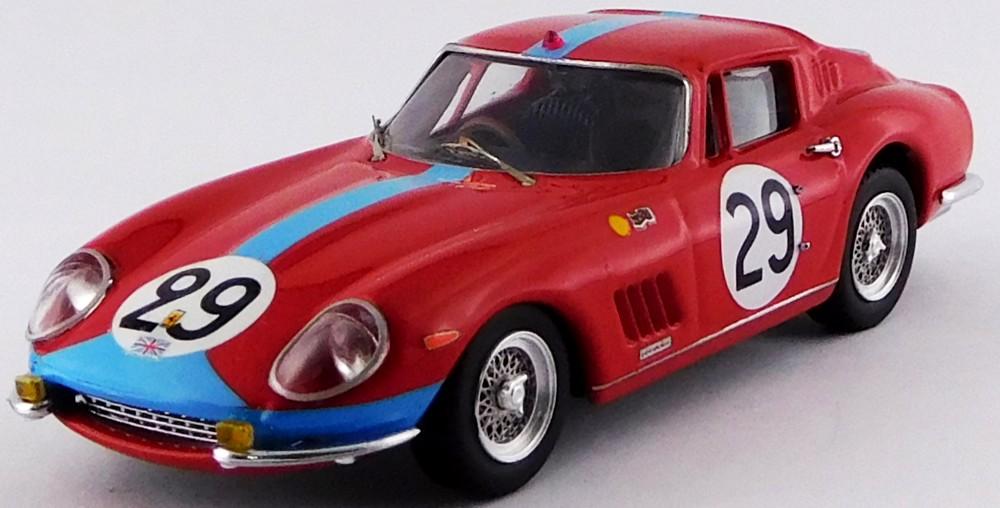 Ferrari 250 LM #170 Targa Florio 1966  1//43 Best MODEL 9676